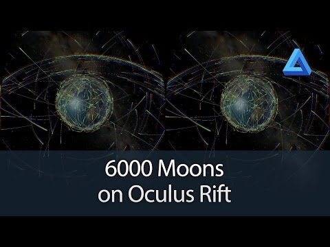 6000 Moons on Oculus Rift
