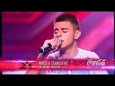 Baixar Nikola Stanojevic (When I Was Your Man - Bruno Mars) audicija - X Factor Adria - Sezona 1