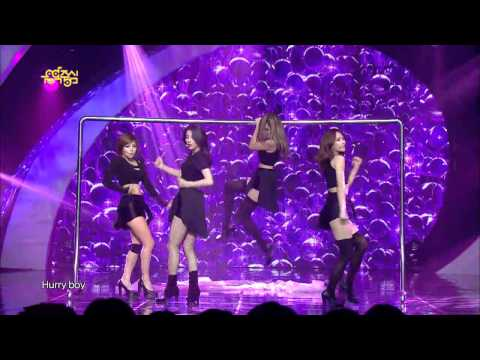 【TVPP】Miss A - Hush, 미쓰에이 - 허쉬 @ Music Core Live