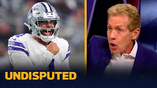 Skip Bayless reacts to the Cowboys' dominant 44-20 win over Giants in Week 5 | NFL | UNDISPUTED