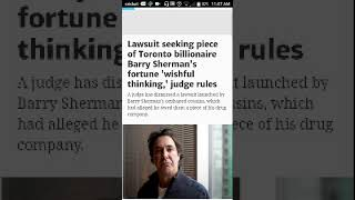 Barry Sherman truth, net neutrality and what little I could dig up,JFK , mandella effect