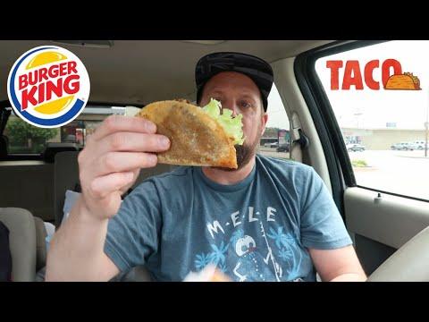 New Burger King Tacos