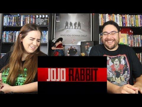 Jojo Rabbit - Official Teaser Trailer Reaction / Review