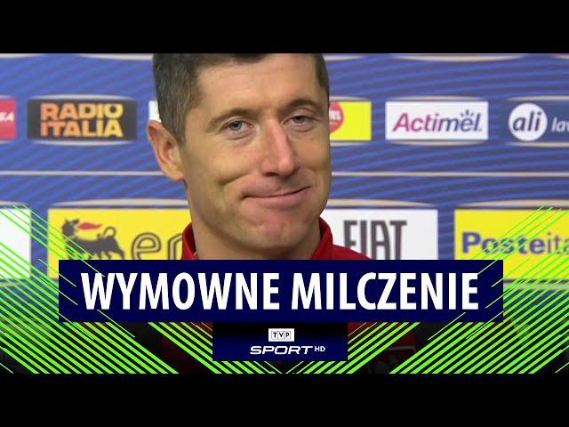 Wymowny wywiad Lewandowskiego po meczu ''taktycznie wyglądaliśmy słabo...'' [VIDEO]