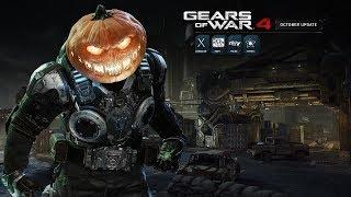 Gears of War 4 releasing October update