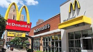 Gần 400 người bị bệnh liên quan đến sán trong rau của McDonald's