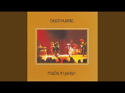 Lazy (Live August 17, 1972, Tokyo, Japan, Martin Pullan 1972 Mix)