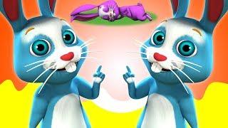 sovende kaniner | danske barnesange | Sleeping Bunnies | Little Treehouse Dansk | Børns sange
