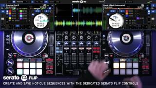 PIONEER DJ DDJ-SZ2  Serato DJ Controller in action