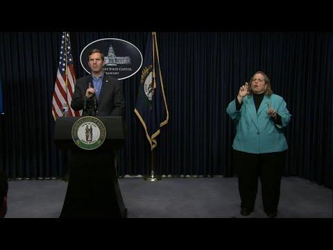 Gov. Andy Beshear March 17 5:00 p.m. Update | Coronavirus | KET