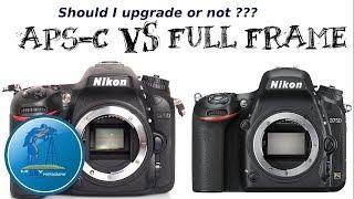 UPGRADING TO FULL FRAME sensor,  does it worth or not ??? APS-C versus Full Frame ....