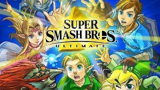 All The Legend of Zelda Changes in Super Smash Bros. Ultimate