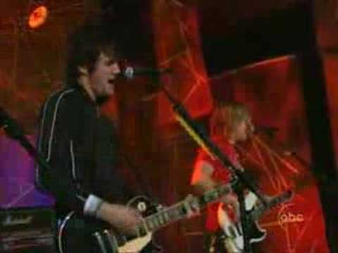 The Great Escape - Boys Like Girls (Live) Kimmel