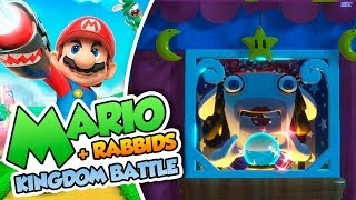¡La rabbidente XD! - #13 - Mario + Rabbids Kingdom Battle en Español (Switch) DSimphony