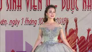 Gương mặt nữ sinh viên Y Dược năm 2018 - Trường Đại học Y Dược Thái Nguyên