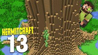 HermitCraft 7: 13 | OMEGA TREE BASE PROGRESSION