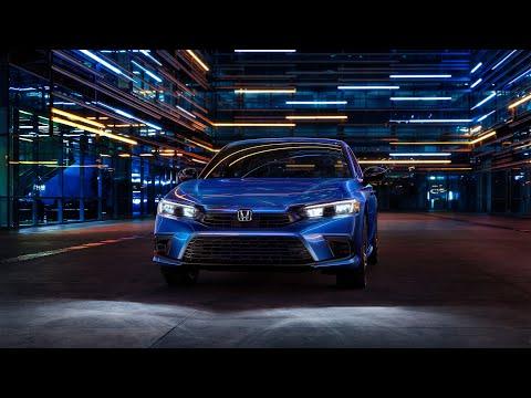 El Civic Sedán totalmente nuevo de 11.° generación se presenta en ...