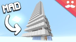 Making the SILLIEST TNT Cannons in Minecraft!
