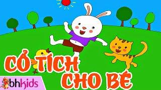 Truyện Cổ Tích Việt Nam - Kể Chuyện Chú Thỏ Con [HD]