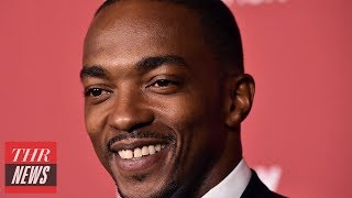 Season 2 of 'Altered Carbon' to Star Anthony Mackie | THR News