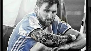 Lionel Messi 4 Finals With Argentina | 4 finales con Argentina ● 2007-2014-2015-2016
