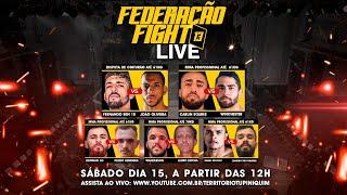Federação Fight 13 Live