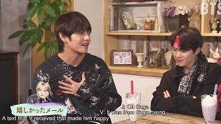 How SUGA (슈가 BTS) loves BTS