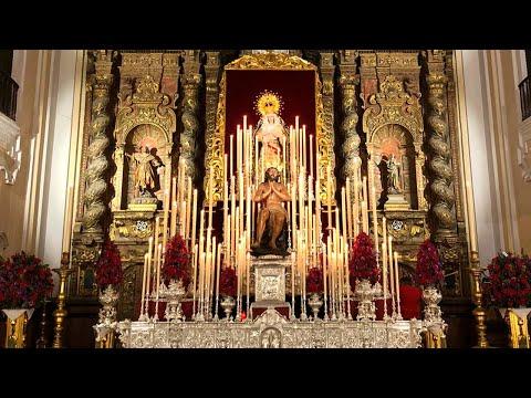 Solemne Quinario en honor de NUESTRO PADRE JESÚS DE LAS PENAS y MARÍA SANTÍSIMA DE LA ESTRELLA