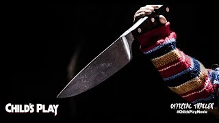 CHILD'S PLAY Official Trailer (2 HD