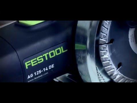 Festool Diamond cutting system DSC-AG 125 FH 240 Volt
