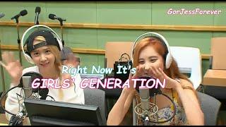 [ENG SUB] 150713 SNSD KISS THE RADIO SUKIRA  少女时代 Girls' Generations 소녀시대