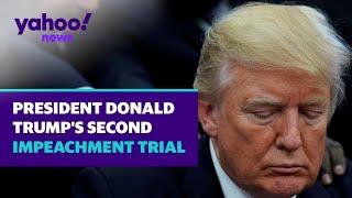 Trump impeachment trial, day 3