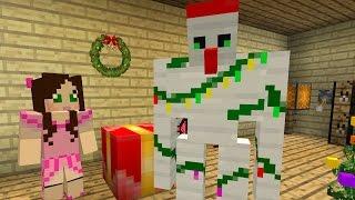 Minecraft: PRESENT LUCKY BLOCK CHALLENGE [EPS9] [37]