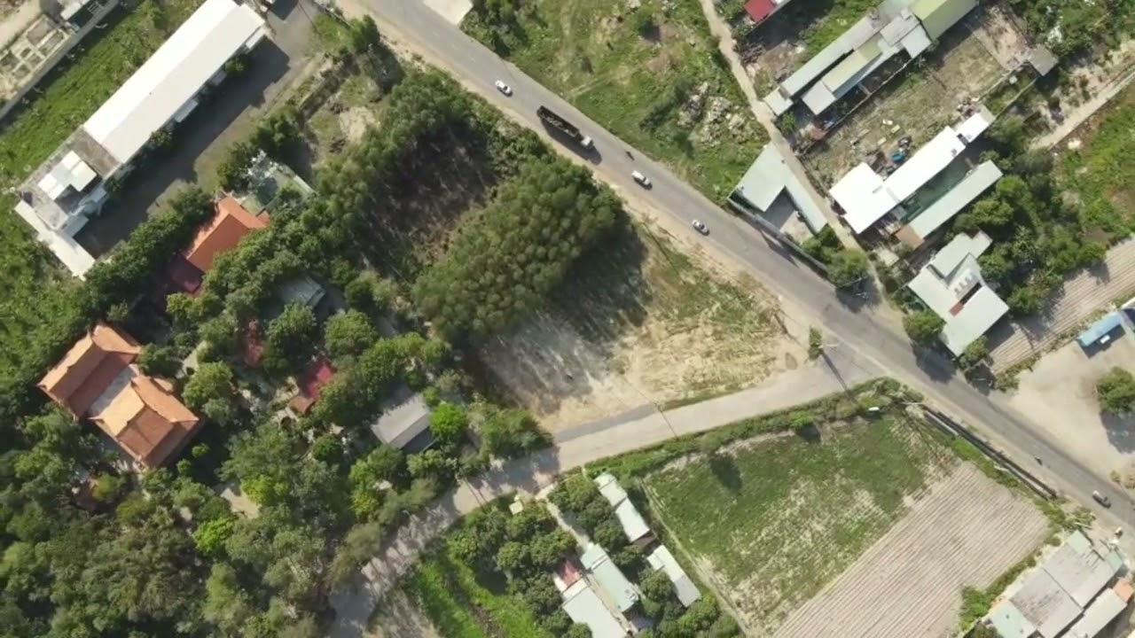 Bán đất nền Thị xã Phú Mỹ 771m2 400m2 thổ cư video