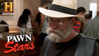 Pawn Stars: David Mann Signed Paintings (Season 12, Episode 14) | History