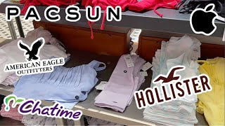 Shopping Spree for Summer Clothes | Teen Shopping Vlog at the Mall