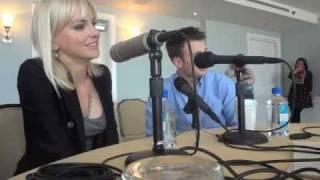 Anna Faris & Chris Evans Talk Their Exes