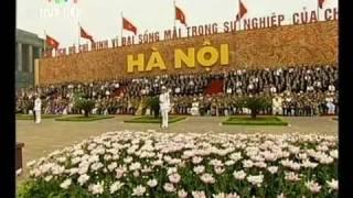 (P1) Duyệt  binh, 10/10 2010, Parade Vietnam, 1000 năm Thăng Long - Ha Noi - Part 1
