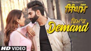 Demand – Shipra Goyal – Desi Crew – Singham Video HD