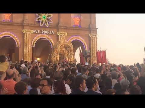Enna - Ieri i festeggiamenti in onore di Maria SS. della Visitazione