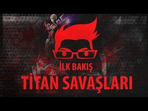 Titan Savaşları (MMORPG) İlk Bakış MMOBilgesi