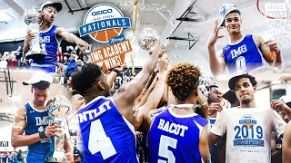 IMG Academy soars their way to a 2019 GEICO Nationals Championship