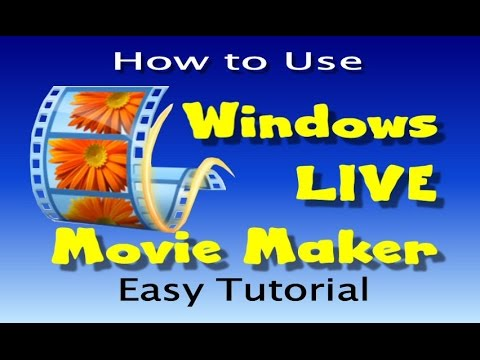 How to use Windows Live Movie Maker Musica Movil | MusicaMoviles.com