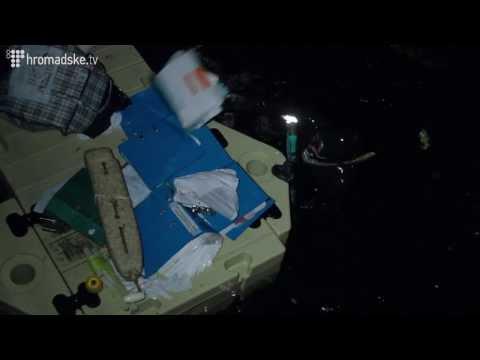 У Межигір'ї знайшли документи, які намагались утопити