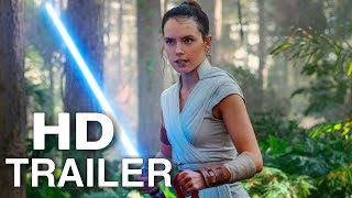 """STAR WARS: The Rise of Skywalker TV Spot """"Rey and Kylo"""" (NEW FOOTAGE)"""