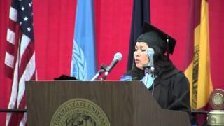 'SP 2013 Graduation Ceremony - Regent Janie Perkin's Address