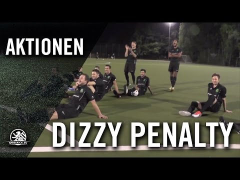 Dizzy Penalty - FC Wacker 21 Lankwitz | SPREEKICK.TV