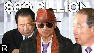 The Richest Criminals Are Worth $80 Billion