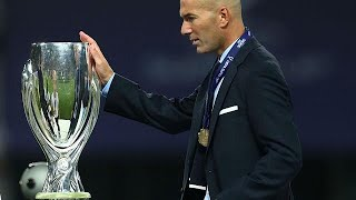 Real Madrid beat Manchester United 2-1 to win European Super Cup