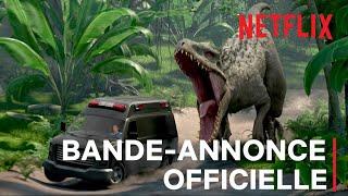 Jurassic world : la colo du crétacé :  bande-annonce VF